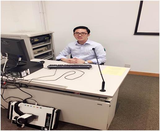 어민규(홍콩중문대학교 2학년, 글로벌 경제 금융학과)