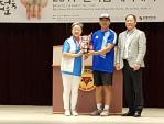 한인회 장은명 회장, 박민재 전 테니스회장, 홍콩한인체육회 서민호 회장 (사진 왼쪽부터)