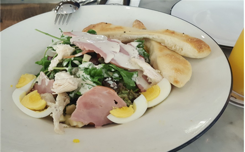 Salad. Insalata Della Casa