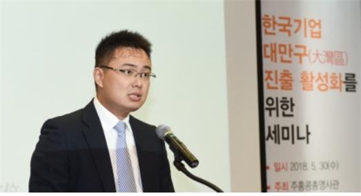 △ Li Chen 교수(홍콩 중문대학교)