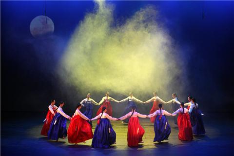 부산국립국악원 '한국의 유산(Heritage of Korea)' 공연 홍콩 폴리유 공연장, 10/4, 7:30pm