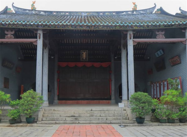 핑산 고적지 (Ping Shan Heritage Trail)