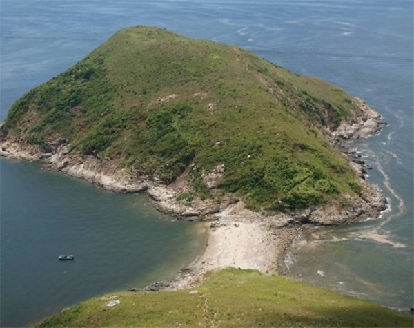 압 레이 섬( Ap Lei Pai Island)
