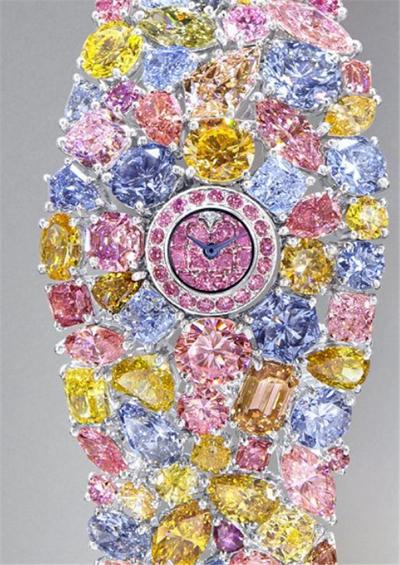 찹파트 다이아몬드 시계