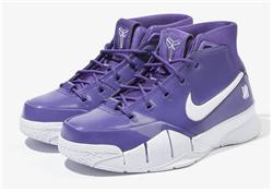 """△Undefeated x Nike Kobe 1 Protro """"Purple"""" Average resale value: $5,150"""