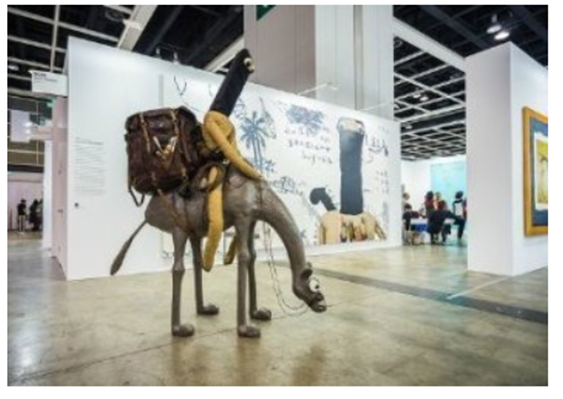 ▲ 아트 바젤 홍콩 ART BASEL HONG KONG - MARCH 29 - 31, 2019