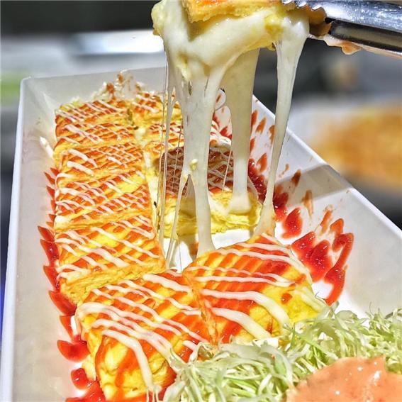 소중한 아이들을 위한 특별 메뉴, 치즈계란말이
