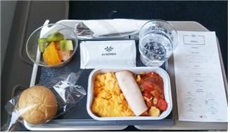최악의 기내식 (Three of the Worst 2) : Air Serbia