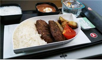 최상의 기내식(Eights of Best 1) Turkey Airlines