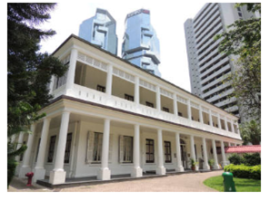 Flagstaff House Museum, Admiralty