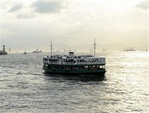 △20세기 초기 Star Ferry 모습