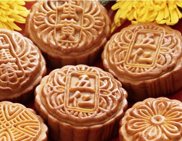 ▲ 월병(Moon Cake)은 홍콩 중추절 동안에 주고받은 후식용 전통과자이다. (사진=scmp)