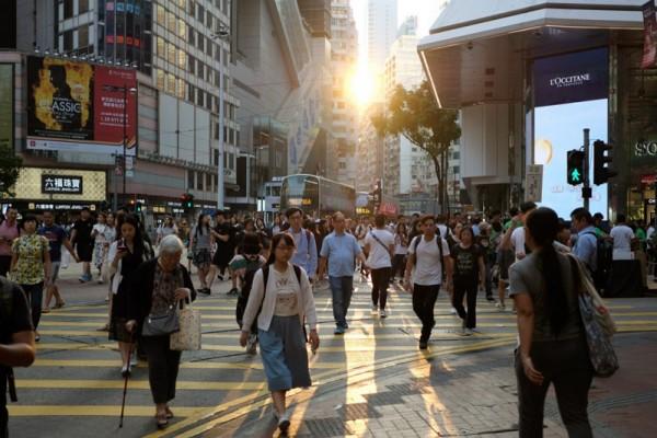 ▲ 캐나다 싱크탱크 프레이저 연구소(Fraser Institute)의 2019년 세계 자유 경제 순위에서 홍콩을 1위로 선정했다. (사진=scmp)