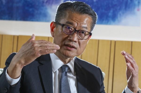 ▲ Paul Chan 재무 장관은 연간 자본금 지출이 향후 몇 년 동안은 매년 1,000 억 홍콩 달러 이상으로 증가 할 것이라고 예상했다. (사진= scmp)