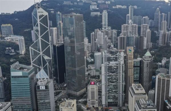 ▲ 홍콩내 사무실 공실률이 14년래 최고치로 상승했다. (사진=scmp)